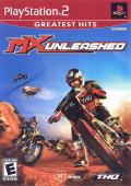 MX Unleashed PlayStation 2 Front Cover
