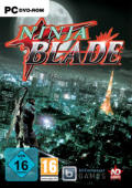 Ninja Blade Windows Front Cover