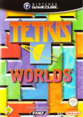 Tetris Worlds GameCube Front Cover