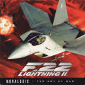 F-22 Lightning II DOS Other CD Sleeve - Front