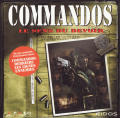 Commandos: Beyond the Call of Duty Windows Media Jewel Case - Front