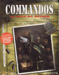 Commandos: Beyond the Call of Duty Windows Front Cover