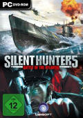 Silent Hunter 5: Battle of the Atlantic Windows Front Cover