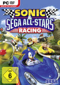 Sonic & SEGA All-Stars Racing Windows Front Cover