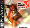 Bushido Blade 2 PlayStation Front Cover