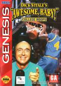 "Dick Vitale's ""Awesome, Baby!"" College Hoops Genesis Front Cover"