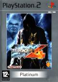Tekken 4 PlayStation 2 Front Cover