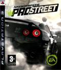 Need for Speed: ProStreet PlayStation 3 Front Cover