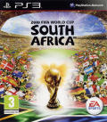 2010 FIFA World Cup South Africa PlayStation 3 Front Cover