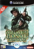 Medal of Honor: Frontline GameCube Front Cover