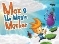 Max & the Magic Marker Macintosh Front Cover