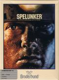 Spelunker Commodore 64 Front Cover