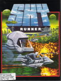 Sky Runner DOS Front Cover