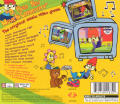 PaRappa the Rapper PlayStation Back Cover
