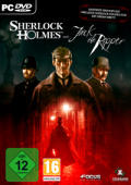 Sherlock Holmes vs. Jack the Ripper Windows Front Cover
