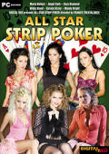 All Star Strip Poker Windows Front Cover