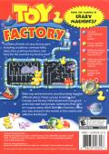 Toy Factory Windows Back Cover