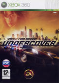 Need for Speed: Undercover Xbox 360 Front Cover