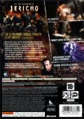 Clive Barker's Jericho Xbox 360 Back Cover