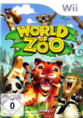World of Zoo Wii Front Cover