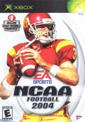 NCAA Football 2004 Xbox Front Cover