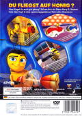 Bee Movie Game PlayStation 2 Back Cover
