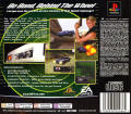 007: Racing PlayStation Back Cover