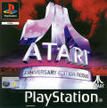 Atari Anniversary Edition PlayStation Front Cover