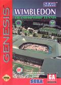 Wimbledon Championship Tennis Genesis Front Cover
