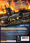 Crackdown 2 Xbox 360 Back Cover