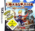 Lock's Quest Nintendo DS Front Cover