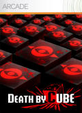 Death by Cube Xbox 360 Front Cover