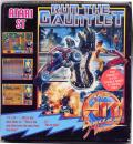 Run the Gauntlet Atari ST Front Cover