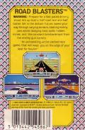 RoadBlasters ZX Spectrum Back Cover