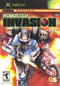 Robotech: Invasion Xbox Front Cover