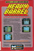 Heavy Barrel DOS Back Cover