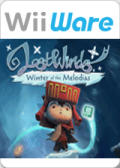 LostWinds: Winter of the Melodias Wii Front Cover