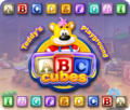 ABC Cubes: Teddy's Playground Windows Front Cover