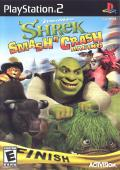 Shrek Smash N' Crash Racing PlayStation 2 Front Cover