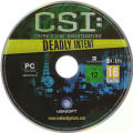 CSI: Crime Scene Investigation - Deadly Intent Windows Media