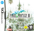 Final Fantasy III Nintendo DS Front Cover