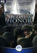 Medal of Honor: Allied Assault Windows Other Keep Case - Front