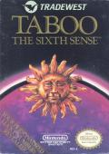 Taboo: The Sixth Sense NES Front Cover