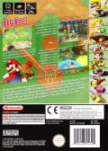 Mario Superstar Baseball GameCube Back Cover