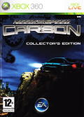 Need for Speed: Carbon (Collector's Edition) Xbox 360 Other Keep Case - Front