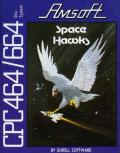 Space Hawks Amstrad CPC Front Cover