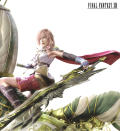 Final Fantasy XIII PlayStation 3 Inside Cover Right Inlay