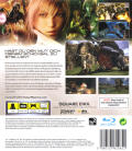 Final Fantasy XIII PlayStation 3 Back Cover