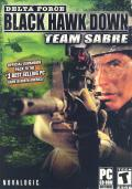 Delta Force: Black Hawk Down - Team Sabre Windows Front Cover