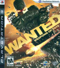 Wanted: Weapons of Fate PlayStation 3 Front Cover